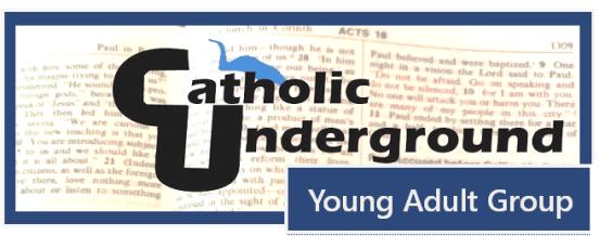 Catholic Underground Logo